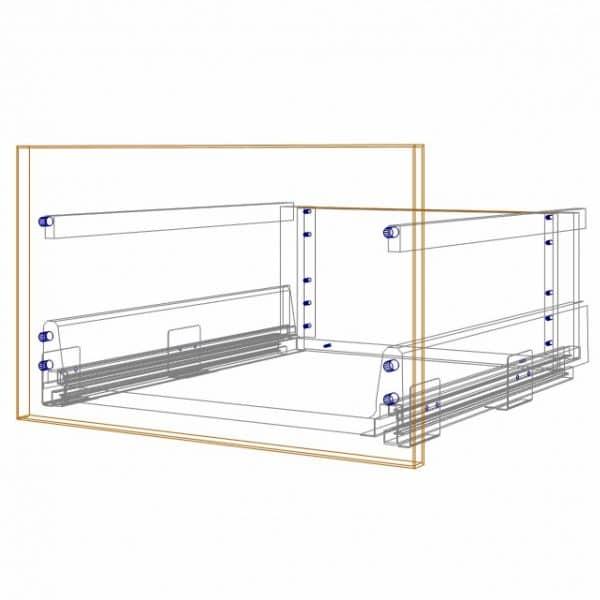 Matrix Box S Drawer